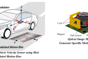 Vehicle Body Velocity Sonsor